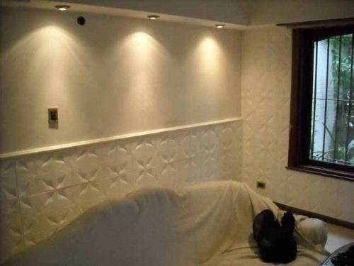 Humedad. paredes y cielorrasos