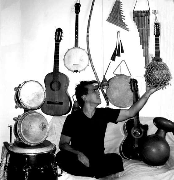Taller de ensamble de instrumentos latinoamericanos