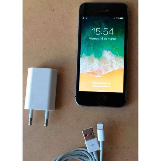 Iphone Se 32 Gb Negro Espacial Modelo A1723 Libre De