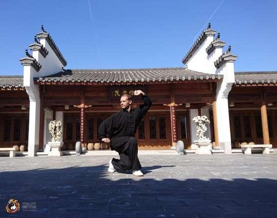 Instructorado chi kung (qigong) terapeutico oriental