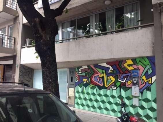 Palermo venta 1 amb. a dividir apto profesional c/balcón bajas expensas fitz roy 1400