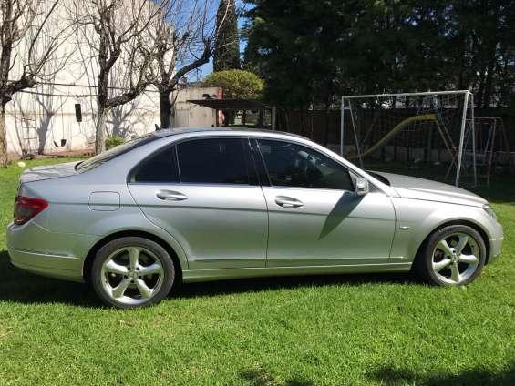 Mercedes benz c220 cdi automatico diesel 2011