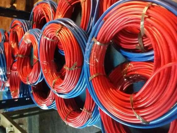 Cable calefactor para losa radiante eléctrica