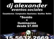 DJ Alexander Eventos Sociales