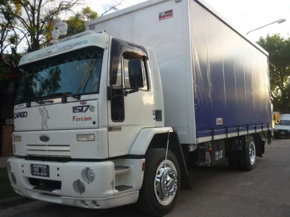 Chasis sider ford cargo 1517 '08