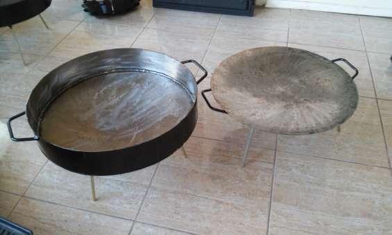 Discos de arado originales paellero kaczur