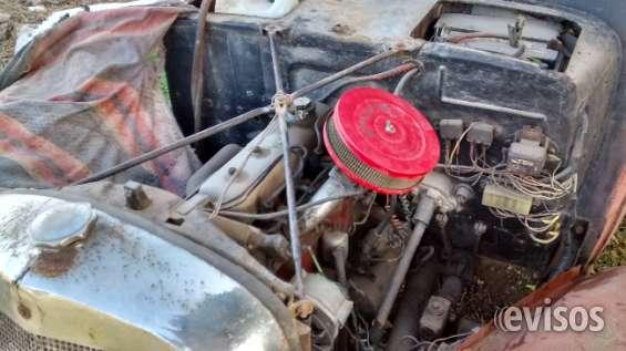 Camioneta para restaurar