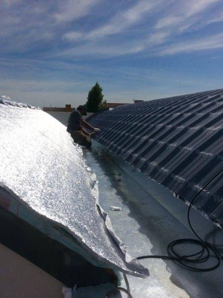 Reparación y construcción de techos