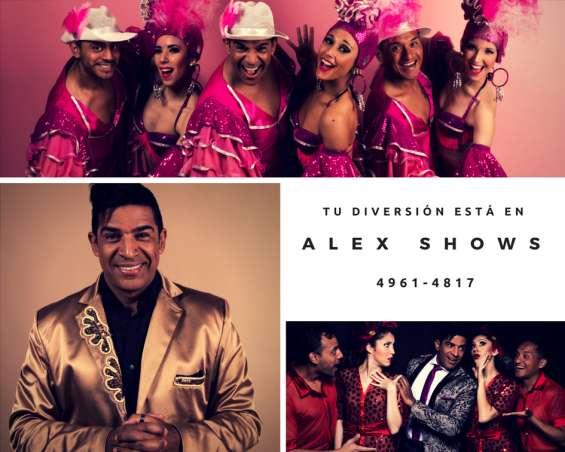 Acento cubano(show musical y coreografico)