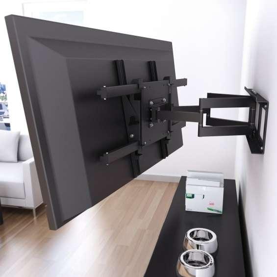 Instalacion soporte tv led lcd smart tv