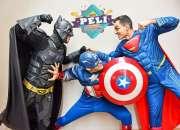 Show superheroes animacion hombre araña - iron ma…