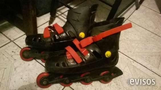 Vendo patines roller de oferta