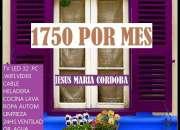 Alquilo cordoba argentina hostel casas curtos desde 1750 por mes