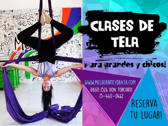Clases de danza & pole dance