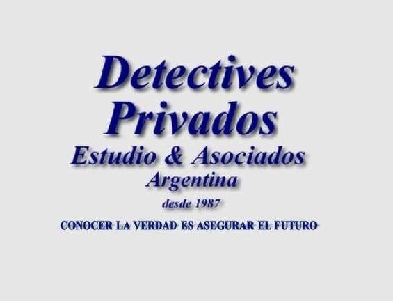 Investigaciones privadas estudio y asociados ® buenos aires argentina