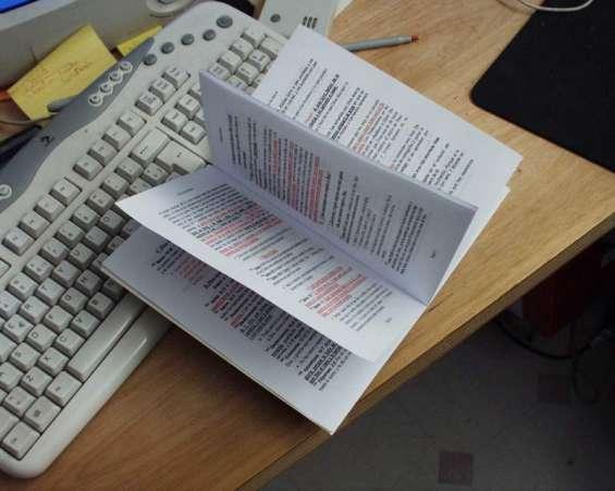 Monografías, tesis, trabajos prácticos y resúmenes urgentes