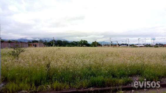 Vendo terreno amplio
