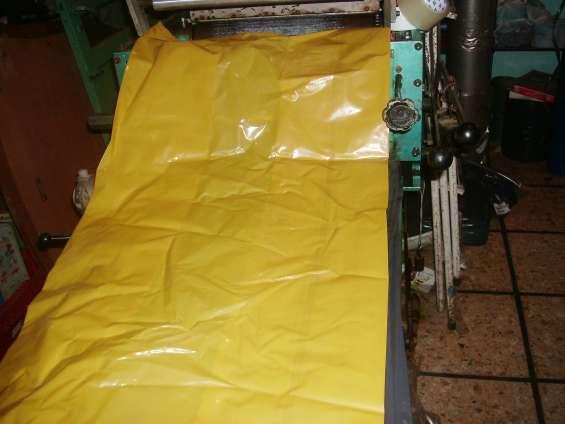 Fotos de Fabrica de bolsas para escombros. 7