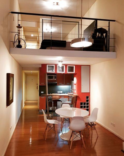 Virrey del pino y av cabildo c/ laundry - 2 amb - duplex impecable