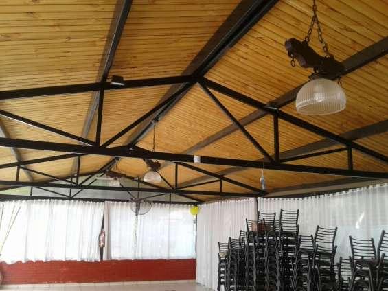 Fotos de Alquilo salon  para eventos totalmente equipado  -rodeo de la cruz-maipu 2