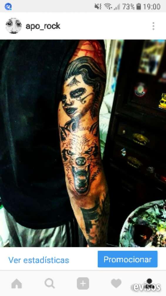 Me ofresco para tatuar