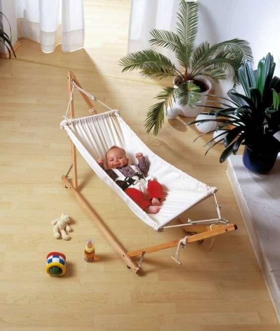 Cuna hamaca mecedora para bebe
