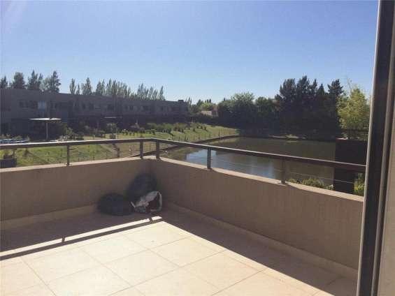 Espectacular duplex 3 ambientes con terraza y parrilla nordelta!!1