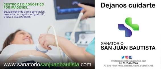 Nuevo centro de diagnóstico por imágenes