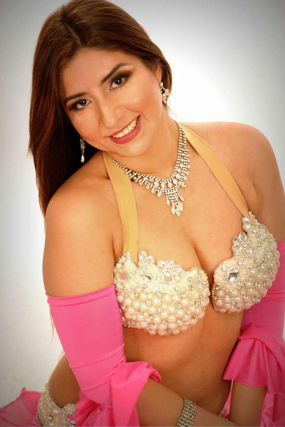 Yamila ibrahim belly dancer