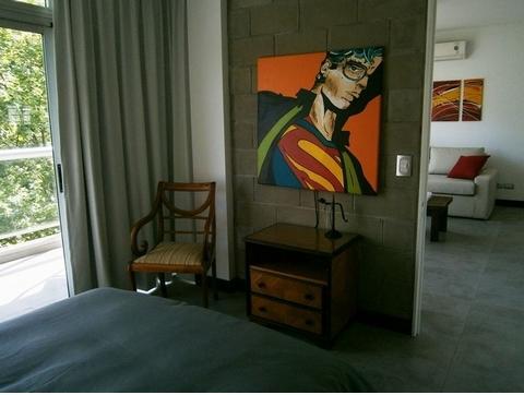 Palermo - guatemala 5600, 2 amb, ref33 1 baños 50 m2 1 dormitorio cocina lavadero balcón