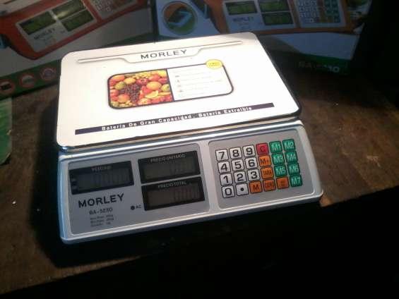 Balanza electronica nueva en caja 40kg max , con bateria
