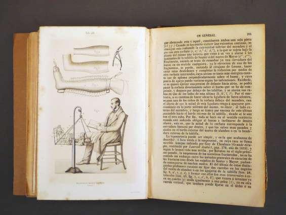 Manual antiguo de vendajes