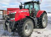 Traktor new holland tsa 125 50 km / h