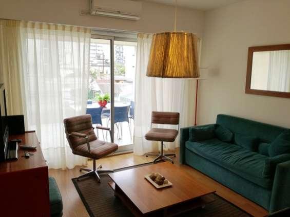 Barrio norte - san luis 3200 - 3 amb - ref558 cuenta con terraza, lavarropas,piscina