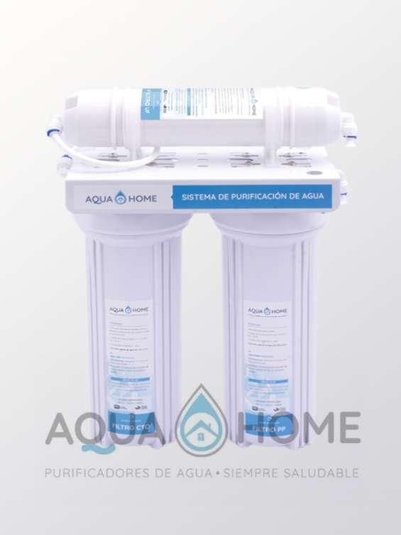 Filtro bajo mesada 3 estados c/ultrafiltracion aquahome