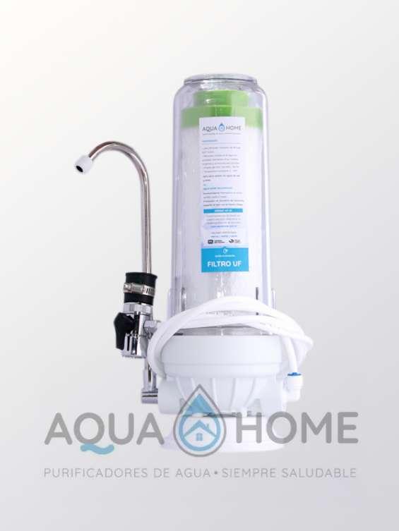 Filtro domiciliario 3 in 1 con ultrafiltracion aquahome