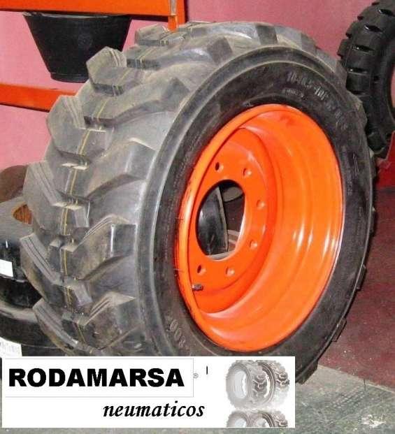 Llanta 12x16.5 para minicargadora scat trak dtb 2200 rodamarsa
