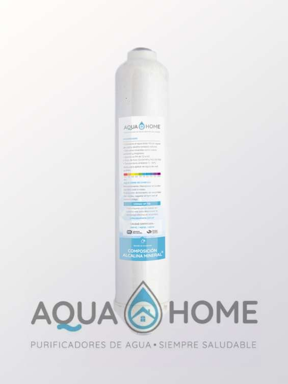 Repuesto filtro in line alkalino remineralizador aquahome