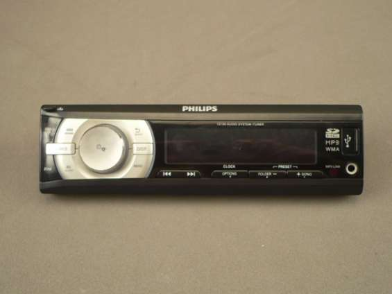 Frente de stereo philips ce 130/55