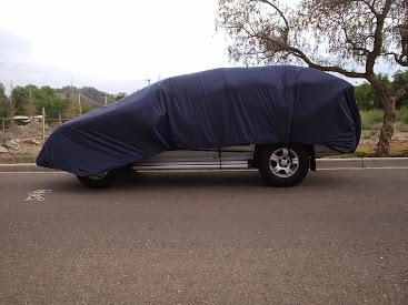 Fundas antigranizo/termicas todo los vehículos