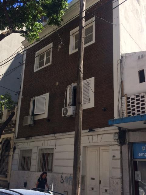 Palermo venta 3 amb. fte. bonpland 2400 2º piso x escalera bajas expensas