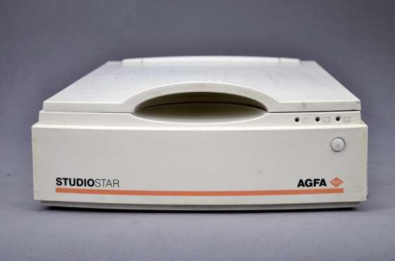 Scanner agfa antiguo para mac