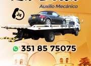 Auxilio Grua mecanico