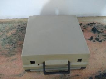 Tapa máquina de escribir