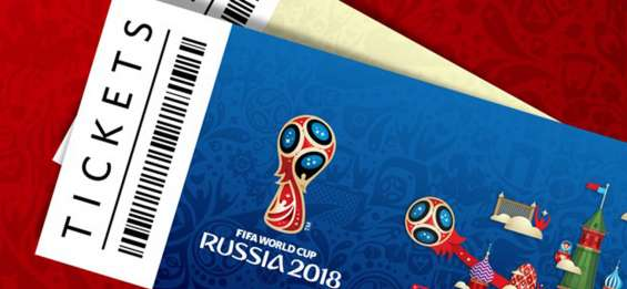 Entradas/tickets/rifas/todo eventos para el mundial de rusia