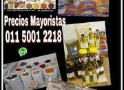 Condimentosy especias,condimentos venezia