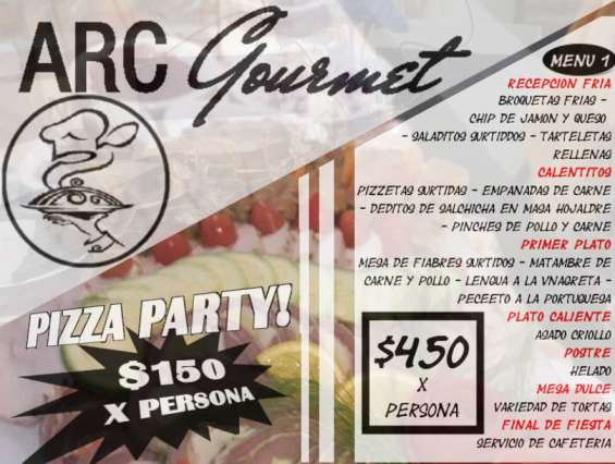 Eventos en merlo - catering