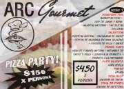 Eventos en Merlo - ARC Gourmet Menu 1