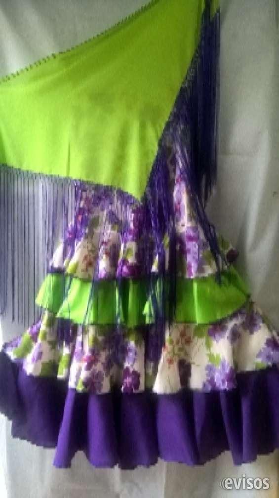 Flamenco vestuario vestdos. bata de cola. faldas. blusas.