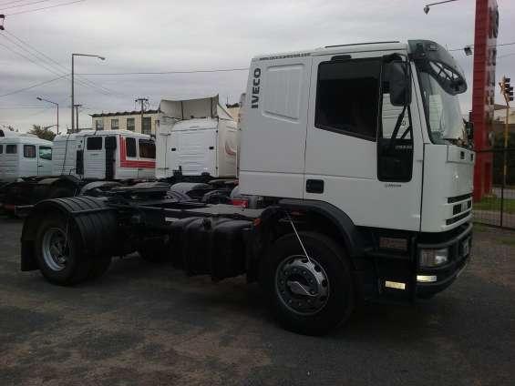 Tector 170 e 22 mod.13 tractor con plato
